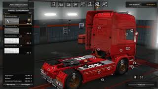 (Ets2 1.30)Pimp My Truck #2 Scania Rjl Blue Stream