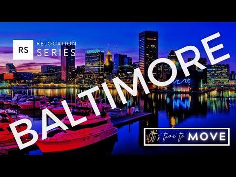 Moving To Baltimore, Maryland?