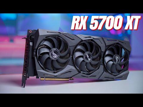 ASUS ROG STRIX RX5700 XT Review - 18 Games Benchmark