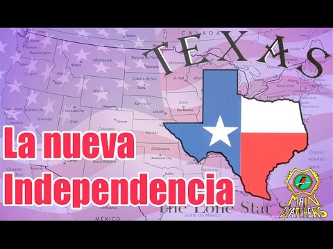 Texit - La utópica independencia de Texas