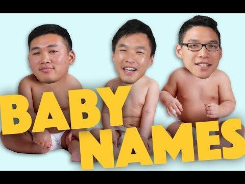 CHOOSING BABY NAMES - Lunch Break!