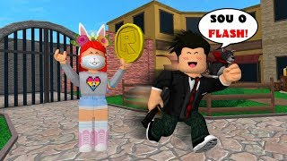 Murder Mystery-I SPENT 1000 COINS et TURNED le FLASH (fr) Roblox