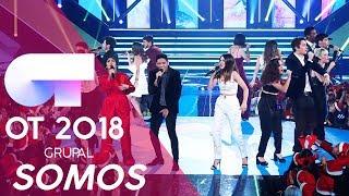 """SOMOS"" - GRUPAL | GALA NAVIDAD | OT 2018"