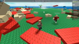I WILL SURVIVE!!! (Roblox Natural Disaster Survival)