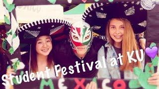 Korea University Student Festival!!!!!!!!!!