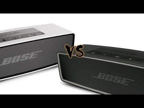 Bose Soundlink Mini Vs Bose Soundlink Mini 2 Best Bose Bluetooth