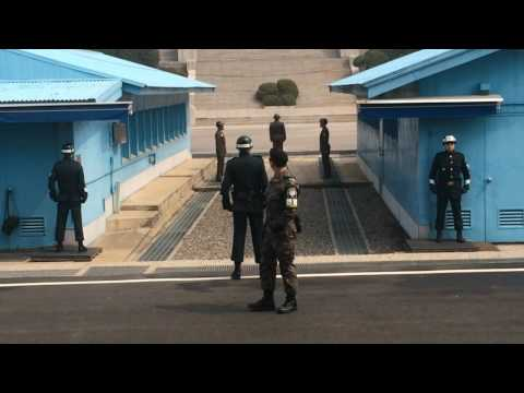 Joint Security Area  - South Korea (2017)