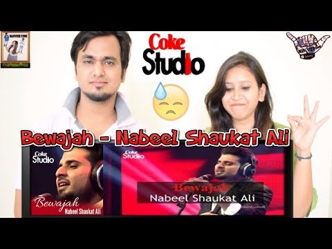 Bewajah || Nabeel Shaukat Ali - Coke Studio Season 8, Episode-1 || Indian Reaction