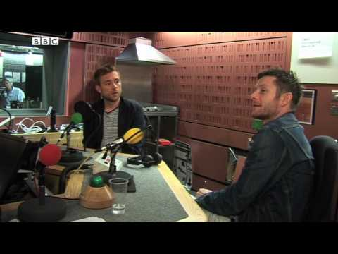 What do Gorillaz listen to on the radio? (For BBC Radio 4's Front Row)