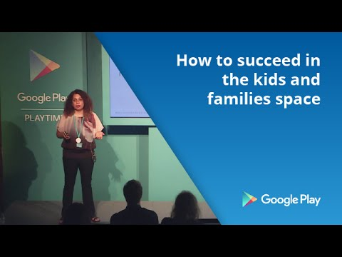 How to succeed in the kids and family space