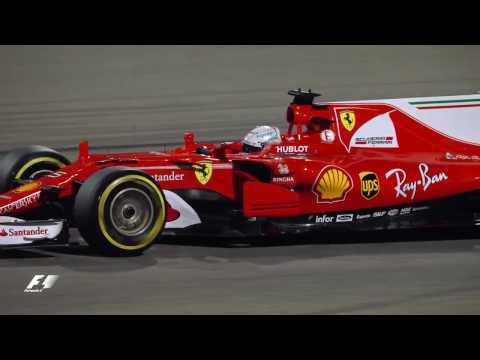 F1 Bahrain Grand Prix 2017 Official Race Edit