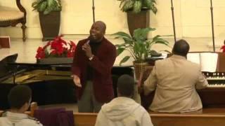 Berea Temple - Give Thanks-Paul Heflin -12-10-2011