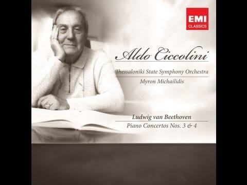 Aldo Ciccolini, Beethoven: Concertos pour piano n°3 & 4