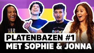 NESIM en WIETZE gaan de strijd aan in PLATENBAZEN, met o.a. Sophie & Jonna   PLATENBAZEN #1