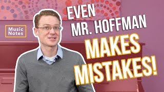 Even Mr. Hoffman Makes Mistakes! - Hoffman Academy