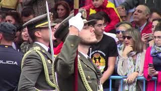Desfile Fuerzas Armadas 2018 - Madrid - 12 de Octubre
