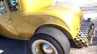 Wild 1930's Chevy Coupe
