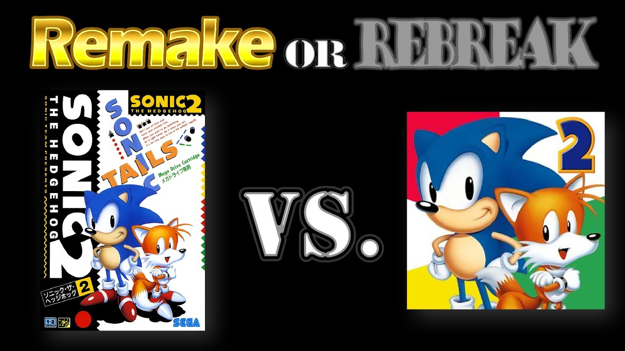 Ror Sonic The Hedgehog 2 Genesis Vs Ios Android Higher Quality Youtube