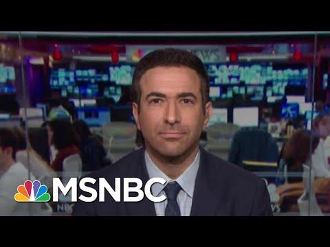 Ari Melber: President Donald Trump Looks 'Shook' With Upcoming Cohen Testimony | Hardball | MSNBC
