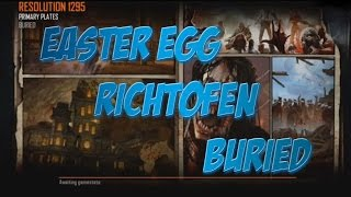 Cod Zombies: Easter Egg Buried Richtofen al Detalle