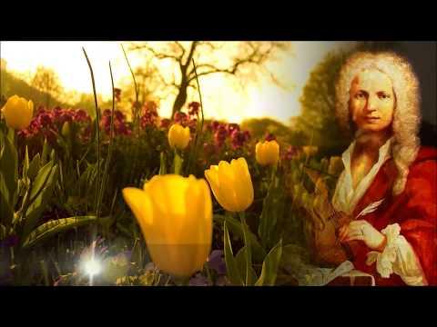 Vier Jahreszeiten Komplette Vivaldi Frühling, Sommer, Herbst, Winter Habe Ich Klassische Musik Violi