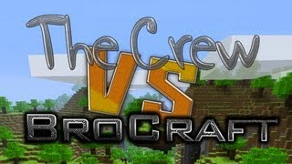 Minecraft: Battle-Dome VERSUS! The Crew VS BroCraft Part 3 - All Your Base Are Belong To Us