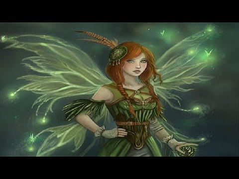Princess Quotes Wallpaper Celtic Fairy Music Woodland Fairies Youtube