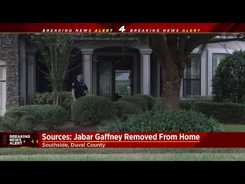 Sources: Jabar Gaffney detained at upscale Jacksonville home