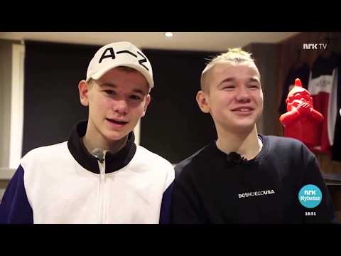 MARCUS & MARTINUS WIN ÅRETS NORDLENDING 2017!! (Norland Prize)
