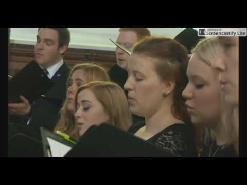 University of Aberdeen Chapel Choir STV 2016