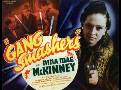 Gang Smashers (1938) | Nina Mae McKinney & Mantan Moreland