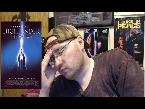 EPIC RANT - Highlander: The Source (2007) Movie Review