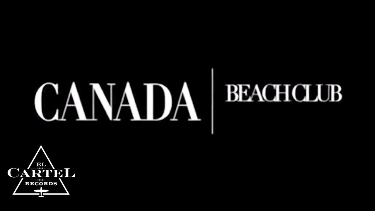 Daddy Yankee | Canadá - Beach Club ???? (Live)