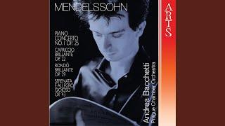 Capriccio brillante in B Minor Op. 22: Andante - Allegro con fuoco