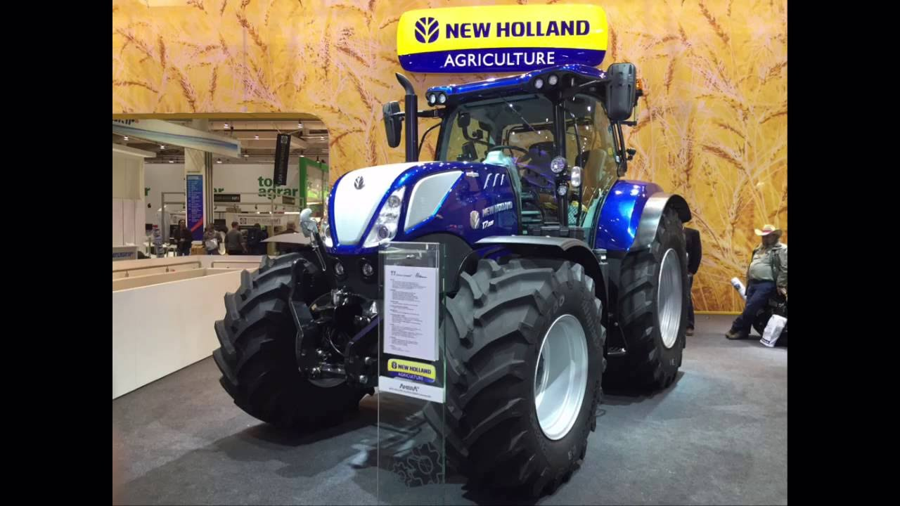 Traktor New Holland T7 225 Auto Command Agritechnica