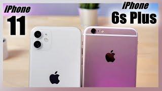 รีวิว iPhone 11 vs iPhone 6s Plus เก่าขนาดนี้จะสู้เค้าได้มั้ย ?