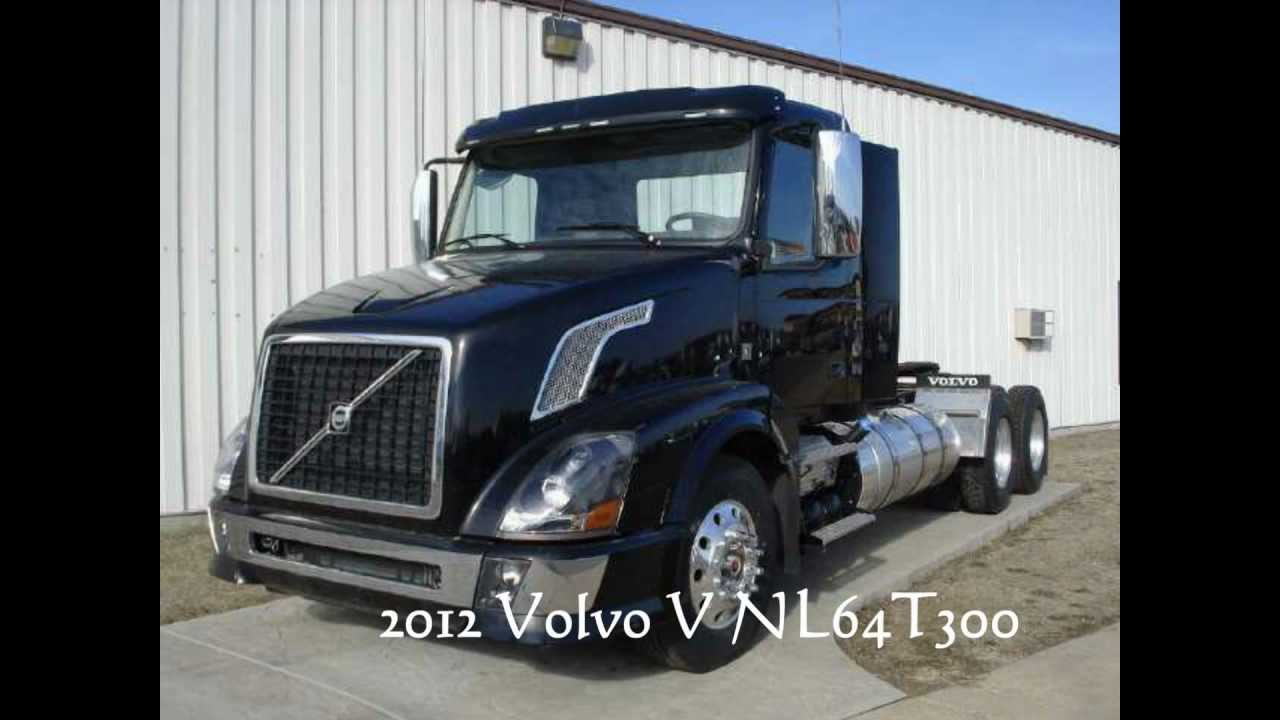 2012 volvo vnl64t300 day cab for sale youtube. Black Bedroom Furniture Sets. Home Design Ideas
