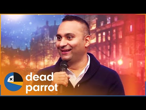 Russell Peters: Indian Couple and The Red Light Disctict - Live From Amsterdam
