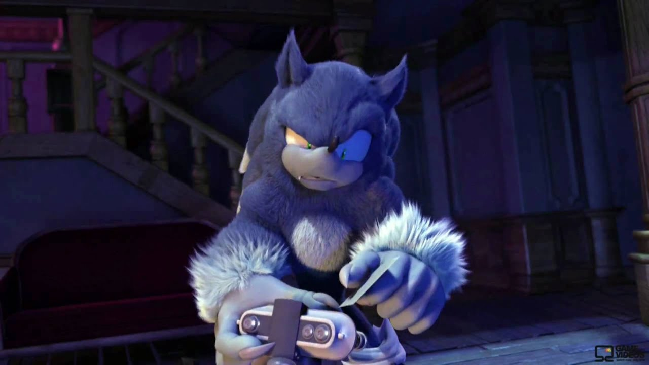 Sonic The Werehog Dream Of A Requim Montage HD