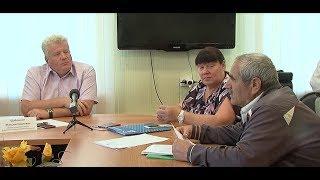 Депутат Госдумы Максим Щаблыкин провел в Новошахтинске прием граждан