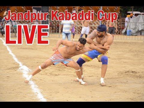 Jandpur [LIVE] Kabaddi Tournament 12-11-2017/www.punjabilivetv.com