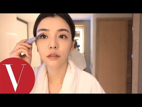 李毓芬素顏到完妝技巧 私密傳授