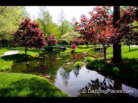 An April Visit to North Georgia's Gibbs Gardens