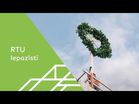 Spāru svētki RTU Datorzinātnes un informācijas tehnoloģijas fakultātei