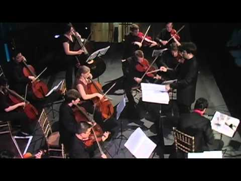 Avner Dorman: Mandolin Concerto - 2nd Movement