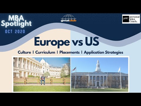 Europe vs US MBA Application Strategies & Top 10 MBA App Pitfalls with Personal MBA Coach