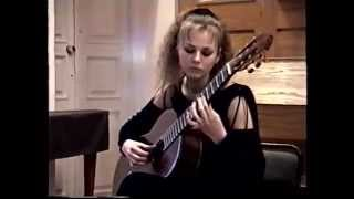 Napoléon Coste - Valse Favorite by Ekaterina Pushkarenko (guitar)