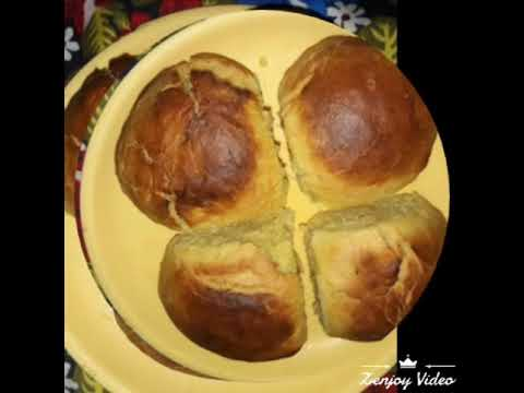 Bun Without Oven And Yeast