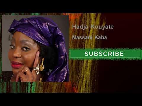 Hadja Kouyate - Massani Kaba