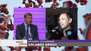 Orlando Arduh   Legislador Cambiemos